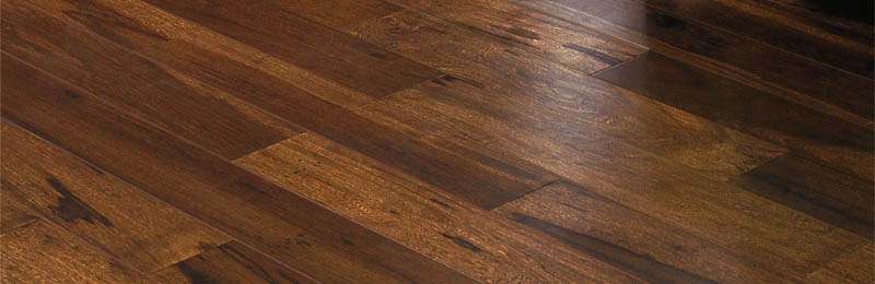 Andean Pecan Flooring In Tobacco