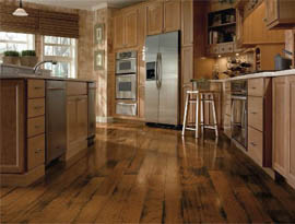 Kitchen Engineered Hardwood Flooring