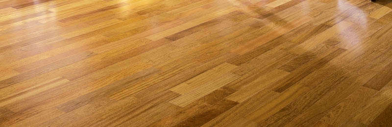 Exotic Engineered Natural Cherry Flooring Design